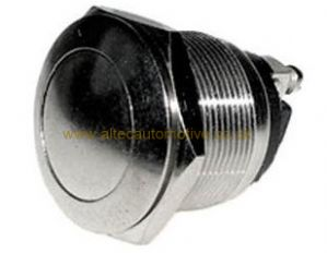 Push button switch (metal bodied)  20Amp rated ALT/SH7-02